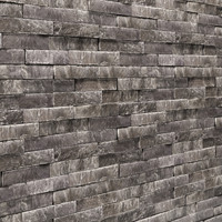 seamless stone wall 3d max