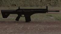 3d obj mpt-76 infantry rifle mpt