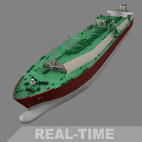 Q-MAX class LNG carrier + VTEL