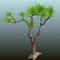 3d model tree 01