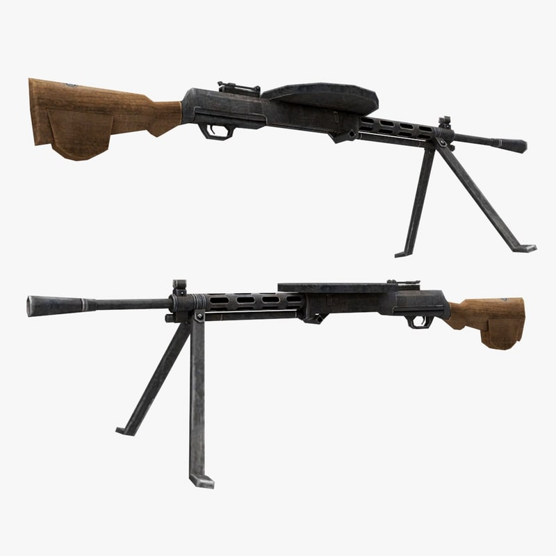 dp-27 gun max