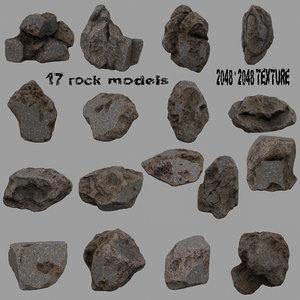 obj rock