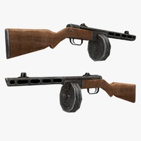 3d ppsh drum magazine