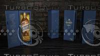Johnnie Walker Blue Label Scotch whisky Blended