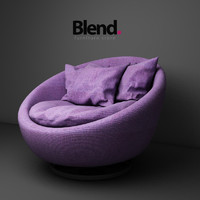 Blend Cherry Chair