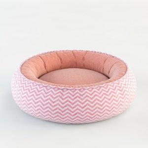 3d pet bed model