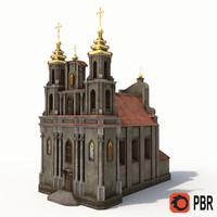 corona pbr 3d model