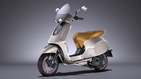 3ds generic scooter retro