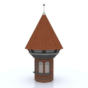 fbx roof dome