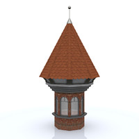 roof dome c4d