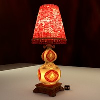 chinese lamp 3d max