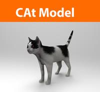 3d cats feline