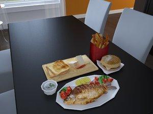 fish food 3ds
