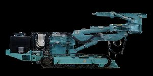 tank crane 3d model