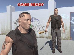 human tough guy max