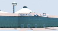 3d marina mall abu dhabi