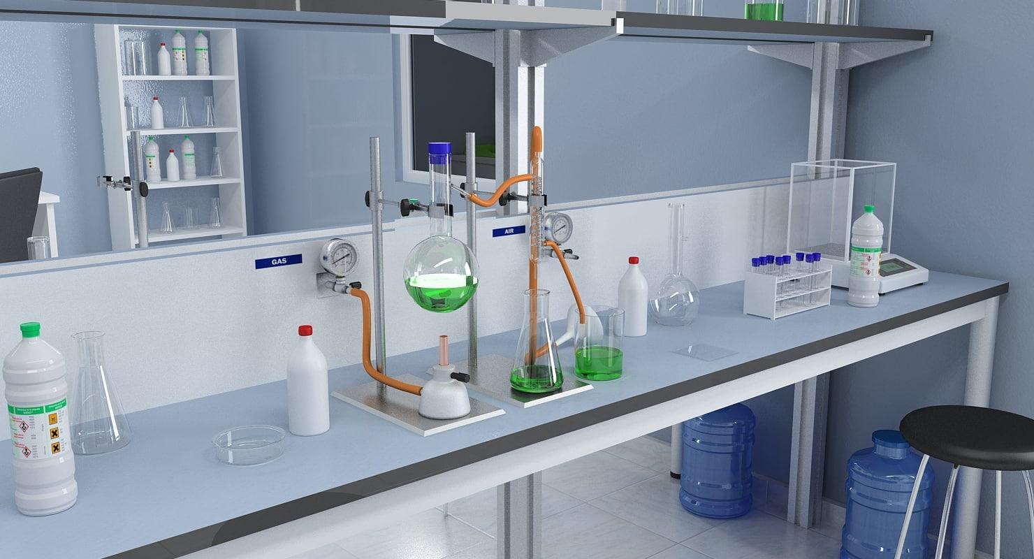 Chemistry Laboratory 2