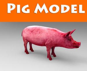 pig 3ds