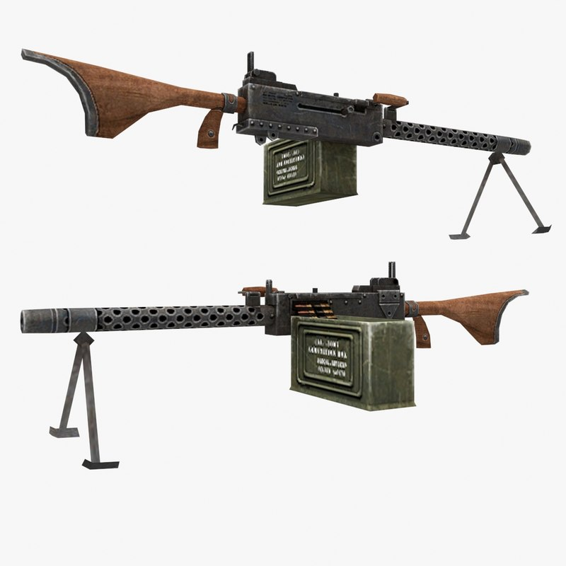 browning m1919a6 max