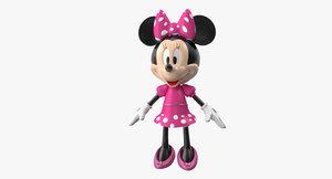3d max minnie mouse film