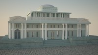 mansion america palace dxf