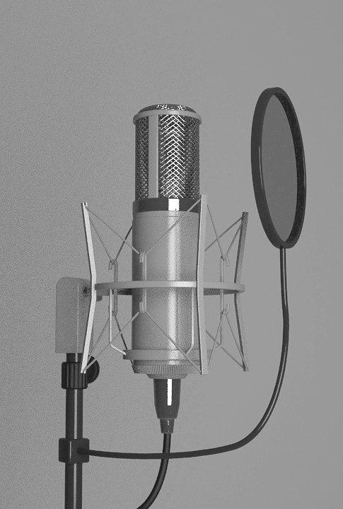 studio microphone max