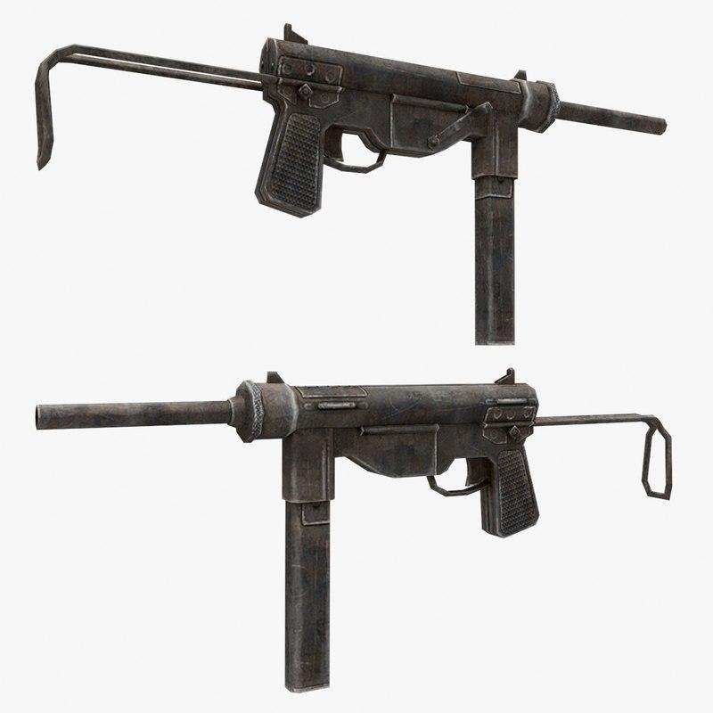 m3a1 gun max