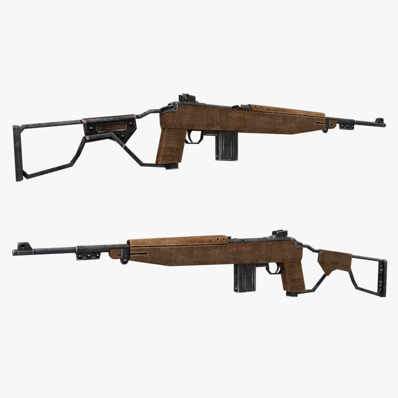 3d m1 carbine