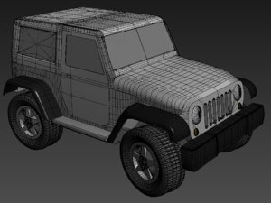 jeep 3ds free