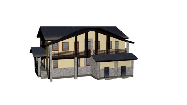 cottage 3ds