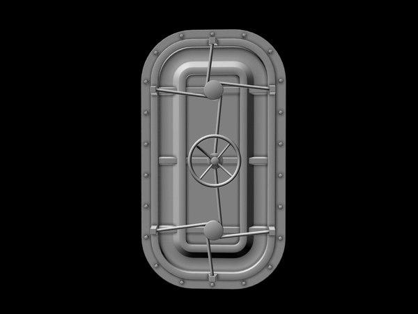 free max mode sub door