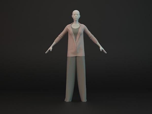 jakcet trousers max