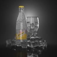 commercials water droplets max