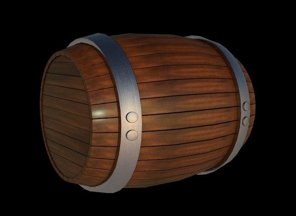 3ds barrel wine prohibition