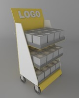 stand 3d model