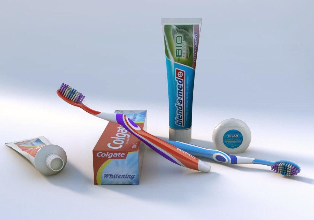 hygiene set dental max