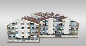 3ds residential suburban