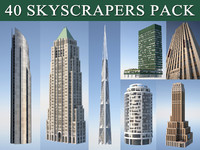 Skyscraper Pack