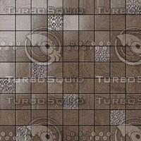 bronze tile texture