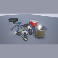 Emergency Room Assets 01