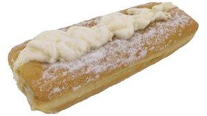 jam doughnut 3d model