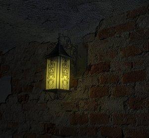 lanterne 3d 3ds