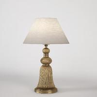 3d model of chelini lamp art 547