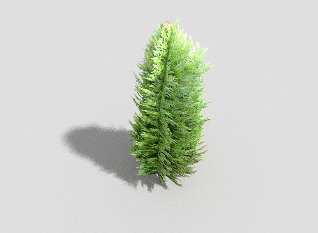 3d games tree