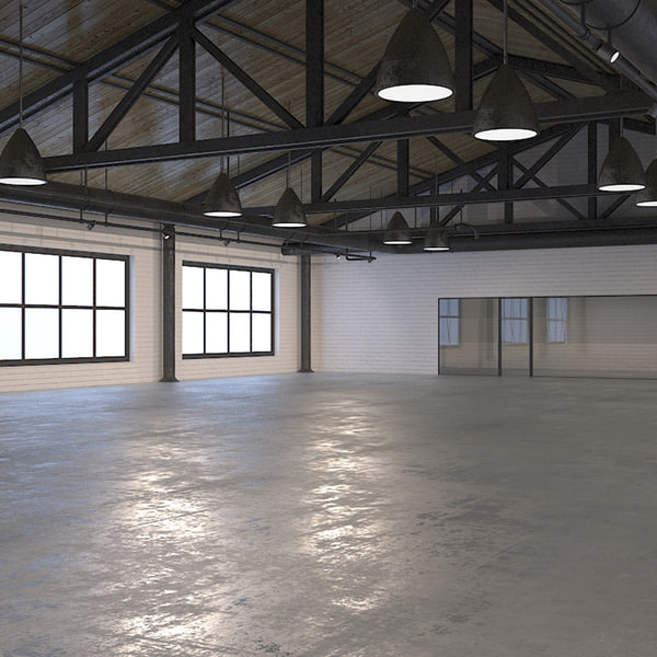 max industrial office space