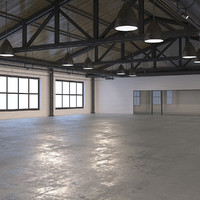 Industrial Office Space 3