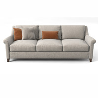 berndardt sherman sofa 3d max