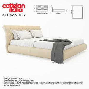cattelan italia alexander max