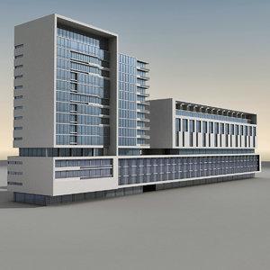 modern building max
