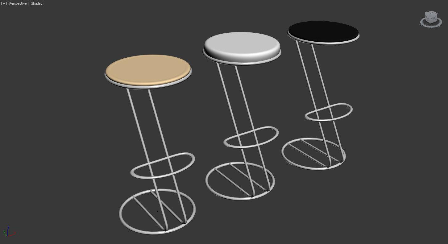 3d zeta stool
